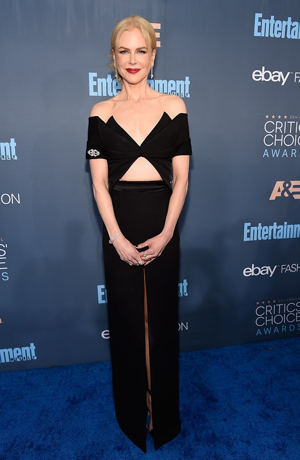 <p>Nicole Kidman.