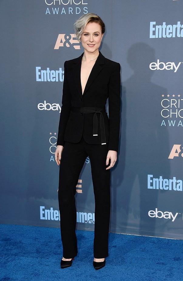 <p>Evan Rachel Wood.