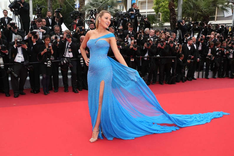<p>BLAKE LIVELY IN ATELIER VERSACE <br><br> It was another year of phenomenal red-carpet maternity style for Blake Lively, who stunned in Atelier Versace at Cannes.