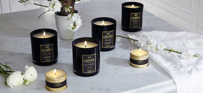 Lumira Candles