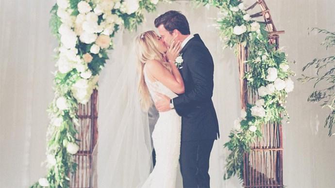 Lauren Conrad wedding.
