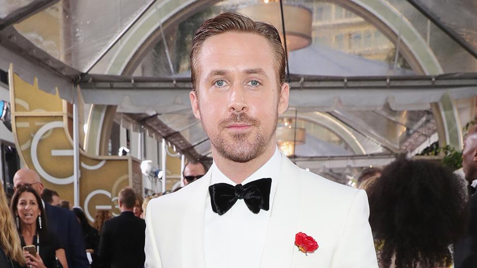 Ryan Gosling Golden Globes 2017