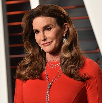 Caitlyn Jenner attending Trump Inauguration