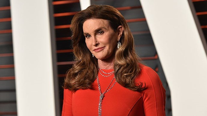 Caitlyn Jenner attending Trump Inauguration