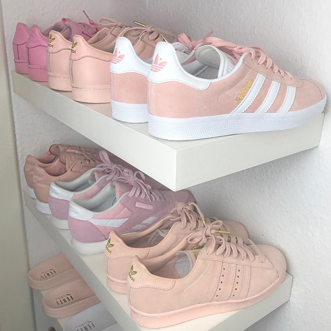 """<p><strong>Sherlina Nym</strong> <p>Sherlina has over one million Instagram followers and regularly documents her outfits (and new sneaker acquisitions). Can you even deal with all this pink, pastel prettiness? <p>Image: <a href=""""https://www.instagram.com/p/BMwiv_MAmkn/"""">@sherlinanym </a>"""