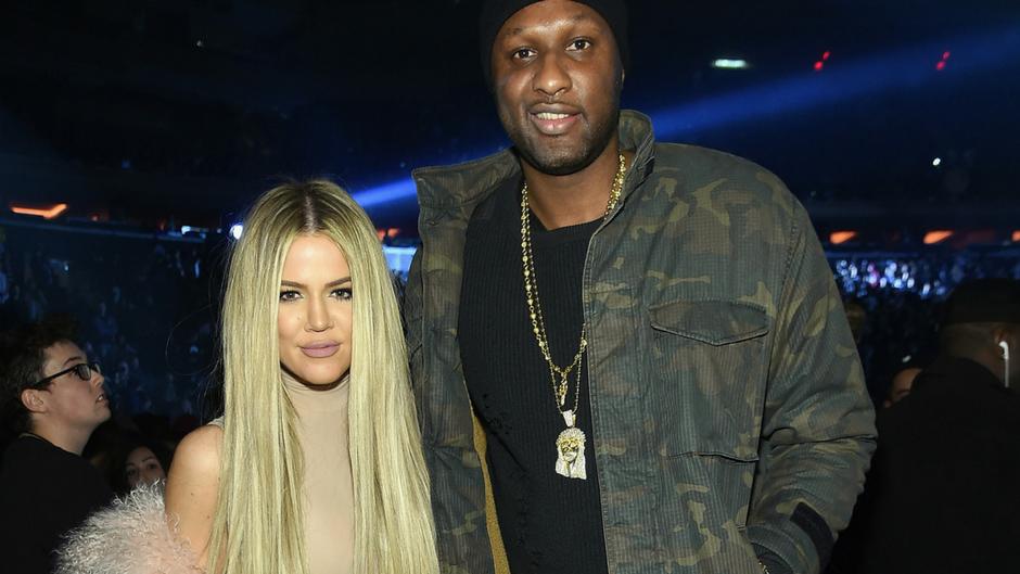 Lamar Odom Apologizes To Khloe Kardashian For All Those Drug Benders