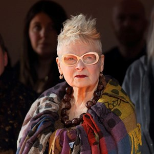 Times Vivienne Westwood was a total boss