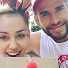 Miley Cyrus' Birthday Party For Liam Hemsworth Had Weed Goodie Bags, Horse Statues, Free Tattoos image