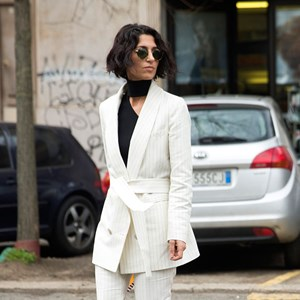 Suit Street Style