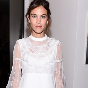 Alexa Chung AG Jeans Exclusive Video