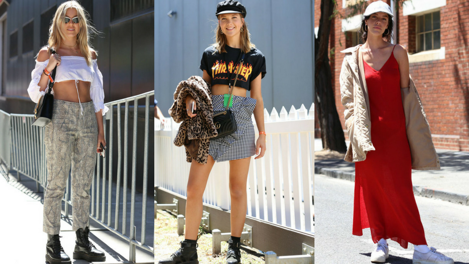 <p>We take a look at the best dressed from yesterday's Sugar Mountain Festival in Melbourne.