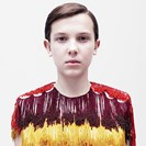 Raf Simons Taps 'Stranger Things' Star Millie Bobby Brown For His First Calvin Klein Campaign image
