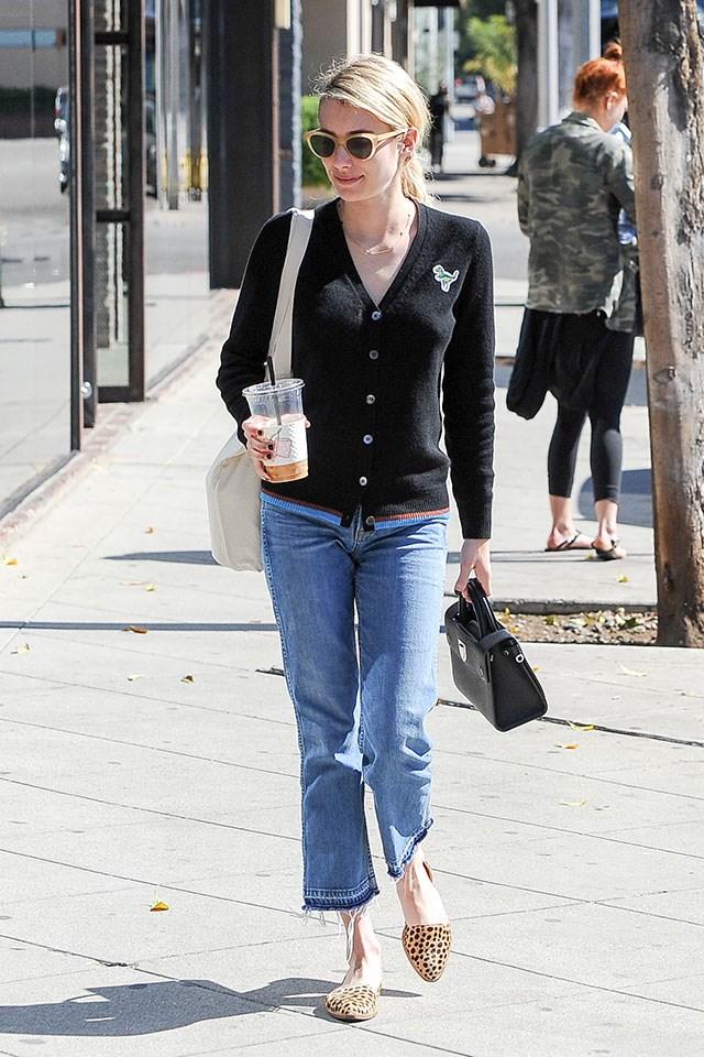 <p>Emma Roberts