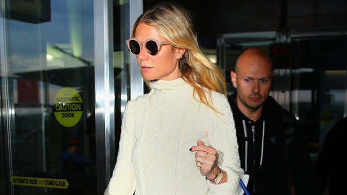 Gwyneth Paltrow style evolution
