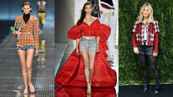 <p>Here, we present 10 pieces of very convincing evidence that shorts are your chic new go-to.