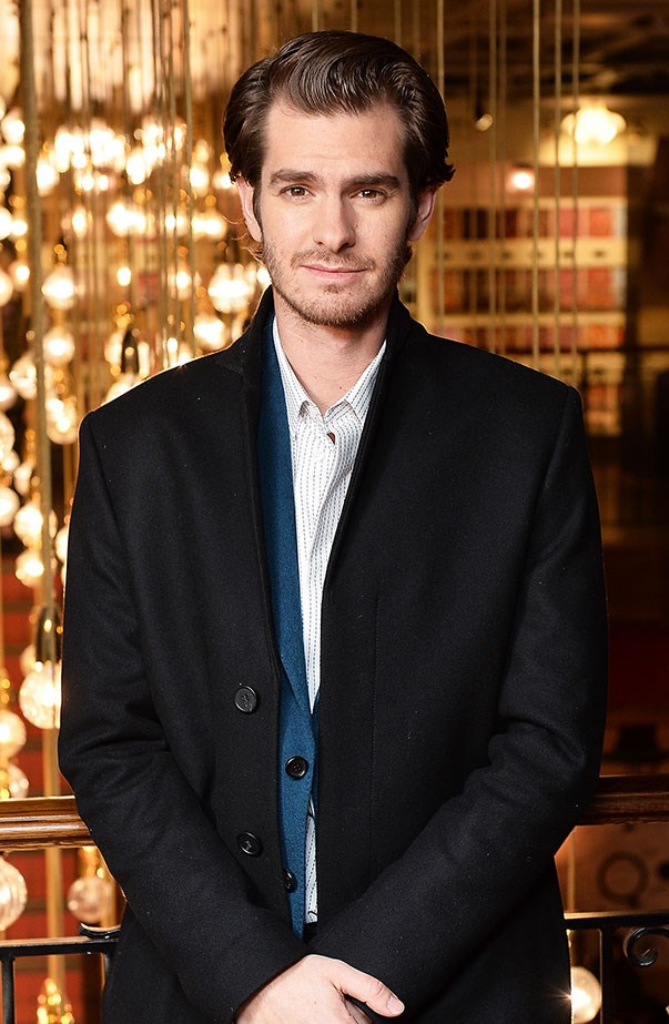 """<p><strong>Andrew Garfield</strong> <p>Andrew has previously said that he doesn't watch his work because """"I don't want to be aware of what I'm doing. As soon as I am, I'm less open."""""""