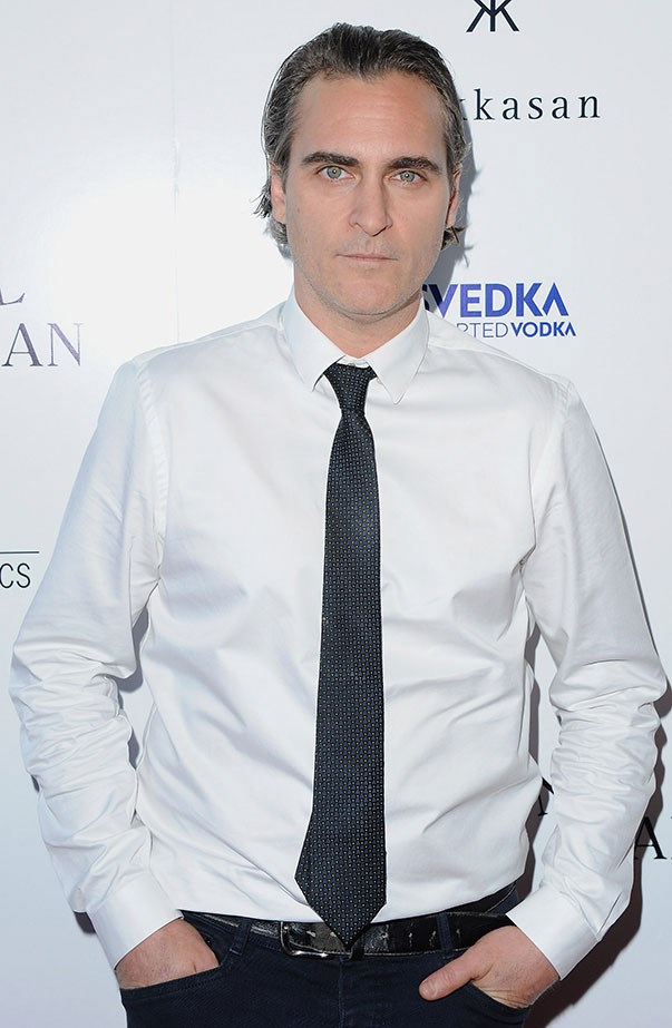 """<p><strong>Joaquin Phoenix</strong> <p>Joaquin has admitted to <a href=""""http://www.contactmusic.com/joaquin-phoenix/news/joaquin-phoenix-doesn-t-watch-his-movies_4897455"""" target=""""_blank"""">only watching two</a> of his movies. He was asked if he had seen <em>Irrational Man</em> and said, """"I haven't. [Director] Paul Thomas Anderson got me to watch <em>The Master</em> and I saw <em>Her</em>. Those are the only two I've seen."""""""