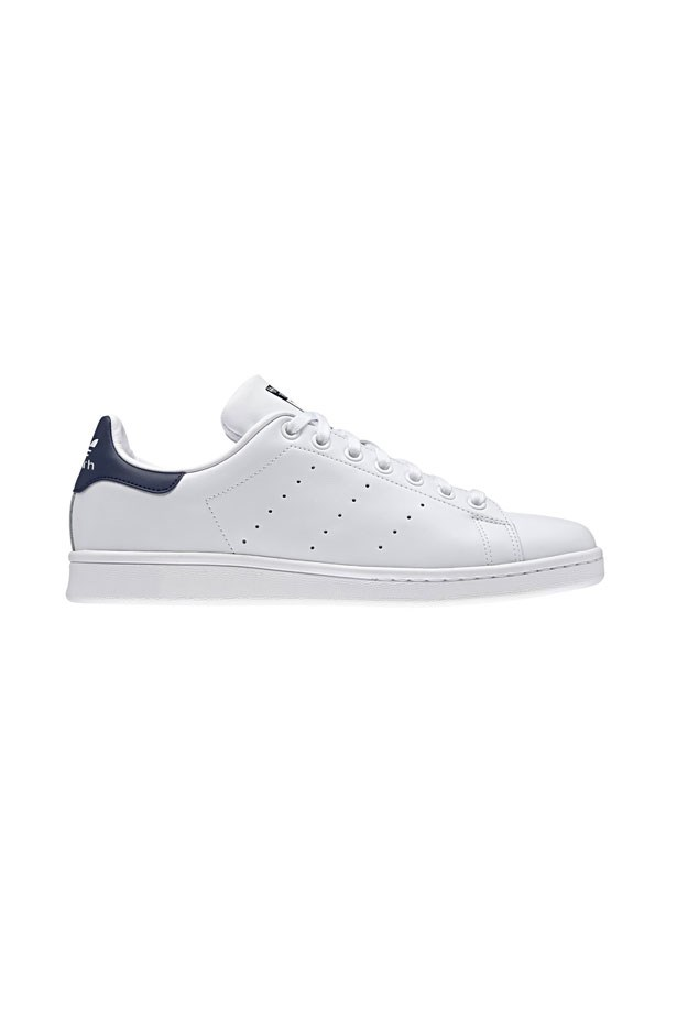 """Adidas Originals Stan Smiths, $130 at <a href=""""https://www.modesportif.com/shop/product/stan-smith-sneakers-in-whitenavy/"""">Mode Sportif</a>."""