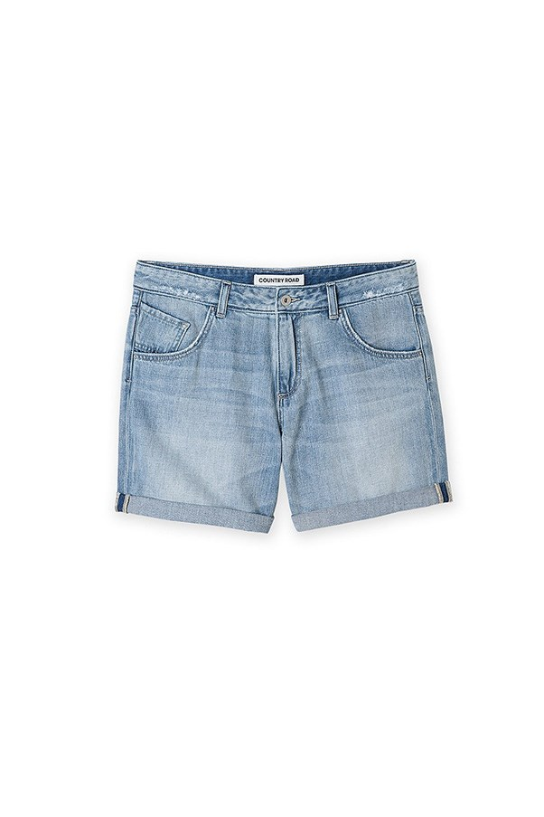"Country Road shorts, $89.95 at <a href=""https://www.countryroad.com.au/shop/woman/clothing/shorts/60197030/Vintage-Denim-Short.html"">Country Road</a>"