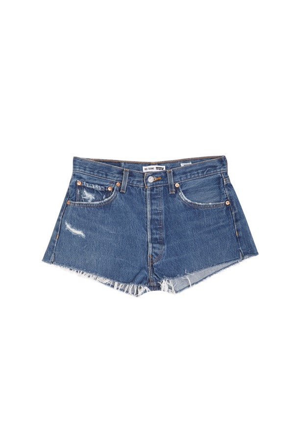 "RE/DONE shorts, $245 at <a href=""https://www.mychameleon.com.au/the-short-p-5125.html?typemf=women"">My Chameleon</a>"