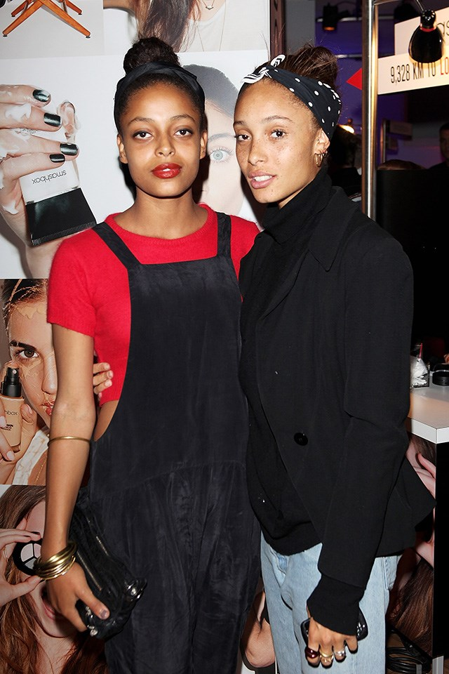 <strong>Kesewa Aboah</strong> and <strong>Adwoa Aboah</strong> come from a fashion family and have modelled for the likes of H&M and appeared in fashion editorials for a bunch of clients.