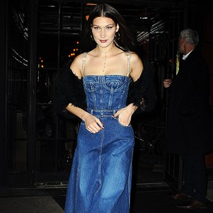 Bustiers Fashion Trend Bella Hadid