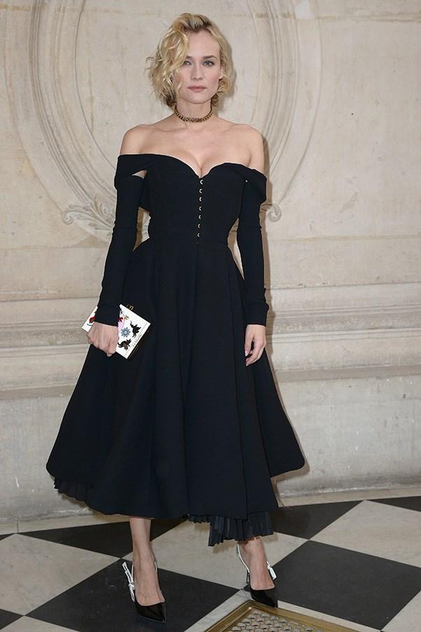 Diane Kruger in Dior.