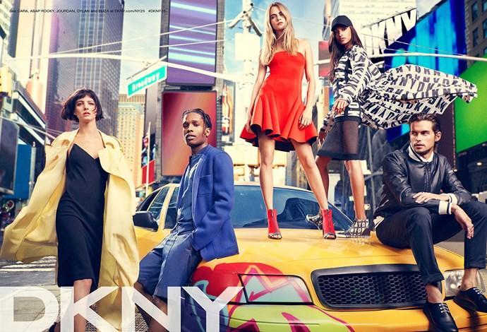 <p>DKNY.