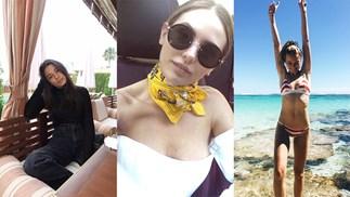 Models Share Favourite Australian Hotspots