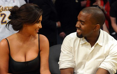 """This Is The Weird Way That Kim Kardashian Knew Kanye West Was """"The One"""""""