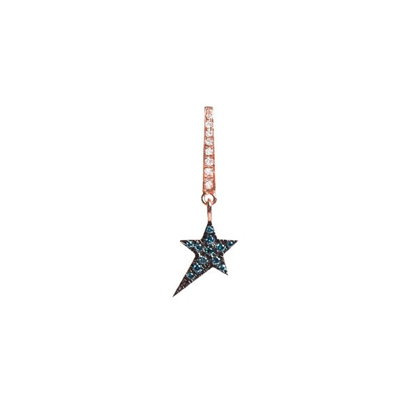 "<p>Diane Kordas earring, approx. $1,529 at <a href=""https://www.dianekordasjewellery.com/collections/earrings/products/cosmos-star-earring-1"">Diane Kordas</a>"