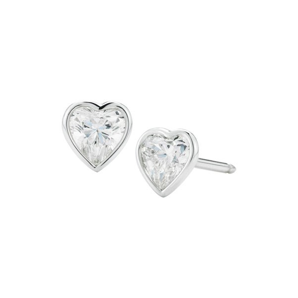"<p>Finn earrings, approx. $3,784 at <a href=""http://www.finnjewelry.com/collections/earrings/products/diamond-heart-studs"">Finn Jewellery</a>"