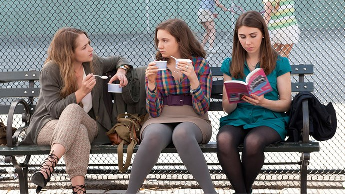 Girls HBO Show