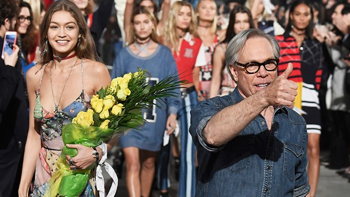 All the snaps you need to see from Gigi Hadid and Tommy Hilfiger's Venice Beach 'Tommyland' runway extravaganza.