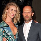Rosie Huntington-Whiteley And Jason Statham Are Expecting Their First Child image