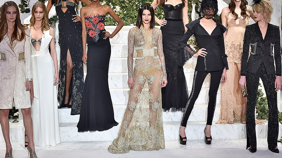 <p>New York fashion week has only just begun for the autumn/winter 2017 season, but already, one thing is for sure: the naked dress trend is here to stay.