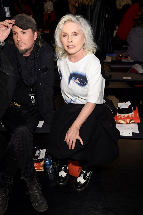 <p><strong>Jeremy Scott</strong> <BR><BR> Debbie Harry