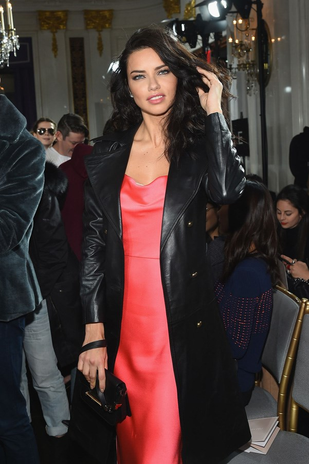 <p><strong>Jason Wu</strong> <BR><BR> Adriana Lima