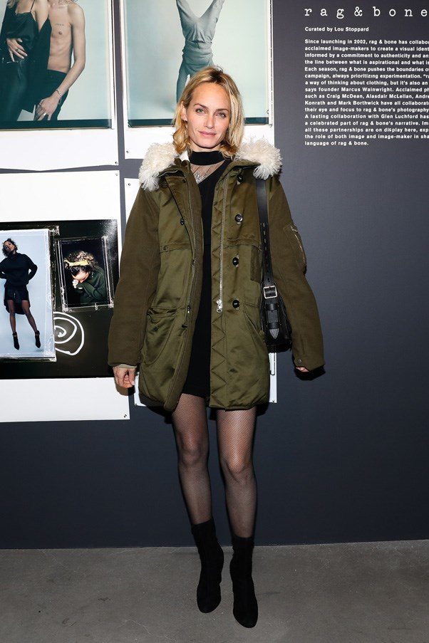 <P><strong>RAG & BONE</strong> <BR><BR> Amber Valletta