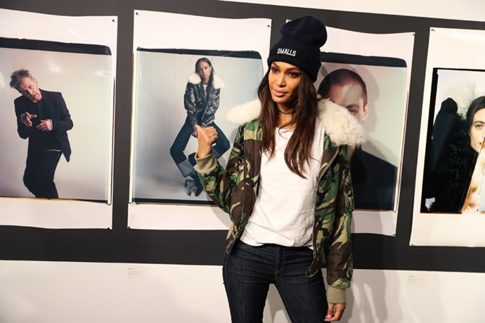 <P><strong>RAG & BONE</strong> <BR><BR> Joan Smalls