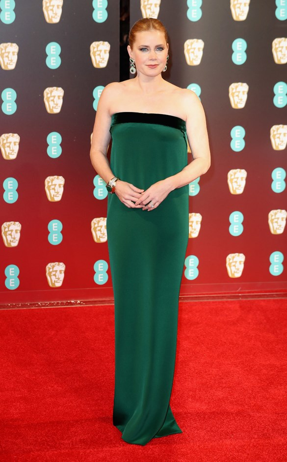 Amy Adams in Tom Ford.