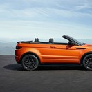 ELLE Drives The Range Rover Evoque Convertible image