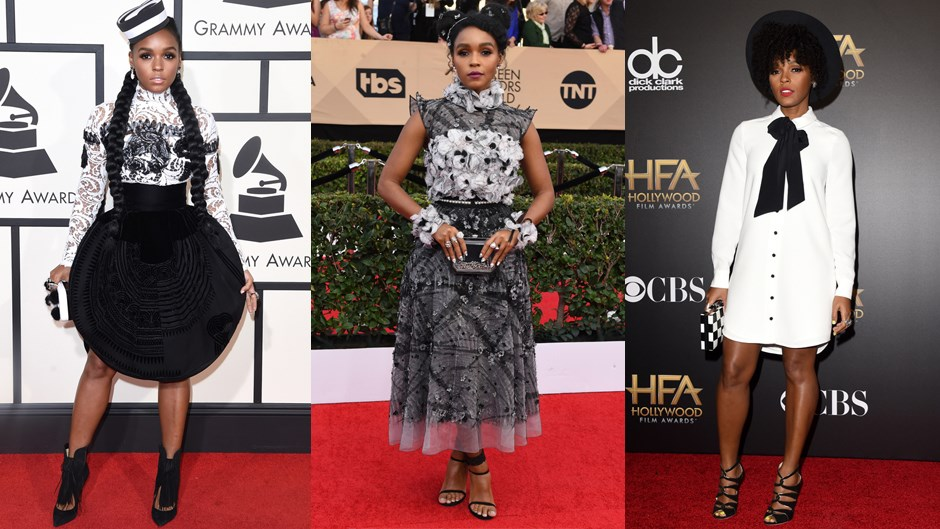 Do you know the reason why Janelle Monáe only ever wears black and white? Well, she has a reason—and it's a good one.
