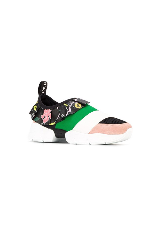 "Sneakers, $587, Emilio Pucci at <a href=""https://www.farfetch.com/au/shopping/women/emilio-pucci-ruffled-detail-sneakers-item-11616005.aspx?storeid=9564&from=listing&ffref=lp_pic_306_1_"">Farfetch</a>"