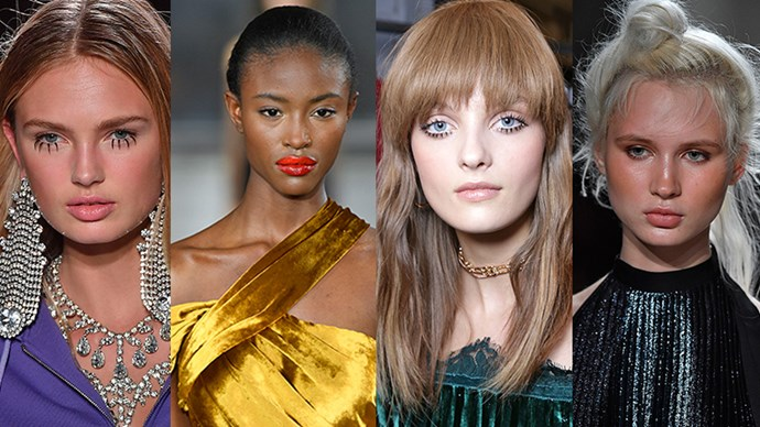 It's only early days, but already, the New York Fashion Week runways have delivered enough beauty trends to keep us inspired for the next two seasons. These are our favourites so far...