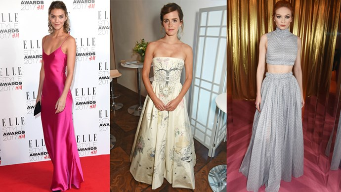 See our favourite looks from the <em>ELLE UK</em> Style Awards right here.