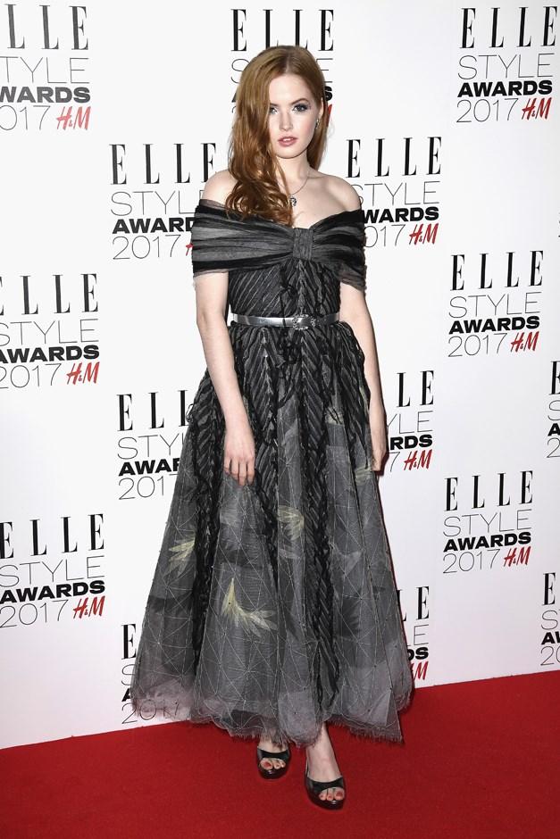 Ellie Bamber.