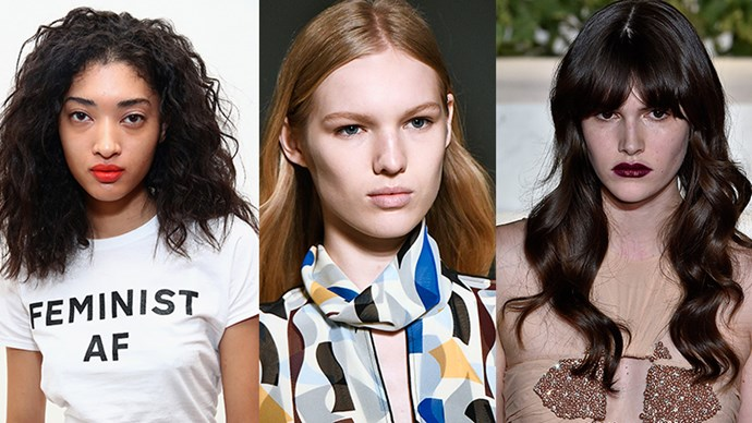 There are fashion week beauty trends that are destined for the bright lights of a runway only, and then there are the type that are just asking to be taken high street. <br> <br> Here, the lip, lash and hair styles we can't wait to rock in real life.