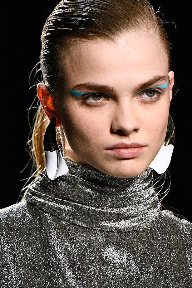 <strong>Prabal Gurung</strong> <br> <br> The blue version is just as striking.