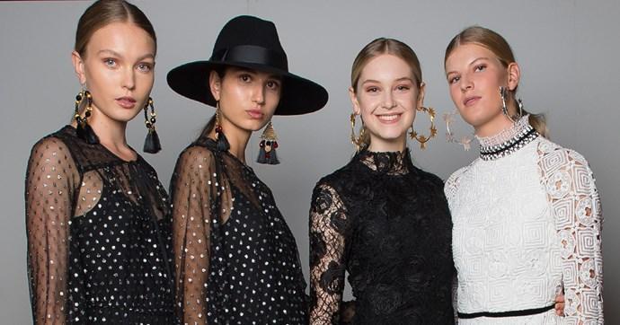 VAMFF 2017 tickets ELLE Australia fashion show